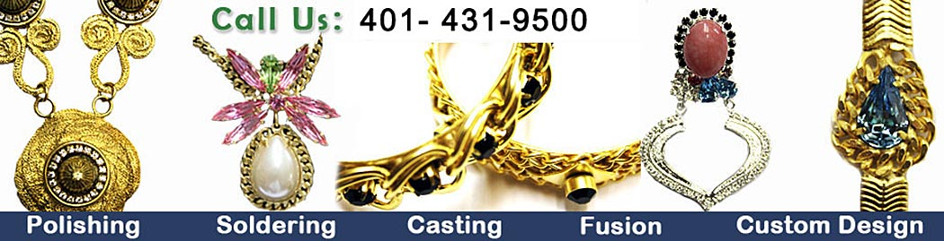 Jewelry Manufacturer, Jewelry Soldering, Jewelry Casting