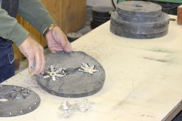 White Metal Jewelry Casting